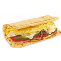 Black Forest Ham, Egg & Cheese Sandwich