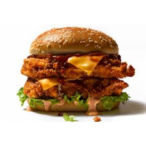 Grilled Chicken Stacker