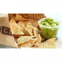 Chipotle Chips and Guacamole
