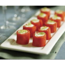 Smoke Salmon Roll (COOKED)