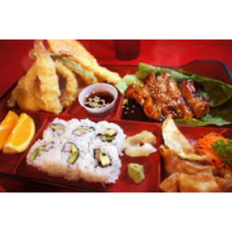 Chicken Teriyaki Bento Box (DINNER)