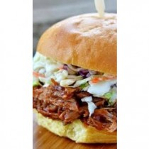 Pork Sandwich (Adobada)