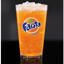 Fanta Orange ($1 all sizes)