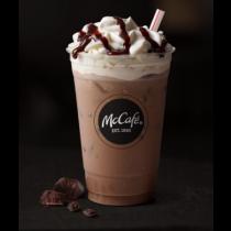 McCafé Iced Mocha