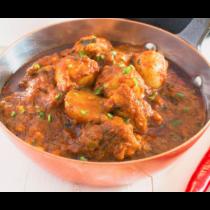 Chicken Aloo