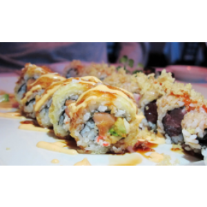 Crazy Tuna Roll