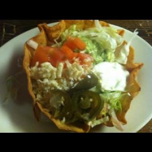 Charro Taco Salad