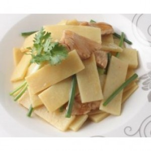 Bamboo Shoots (LUNCH)