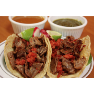 Sausage-Steak/ Campechanos Tacos