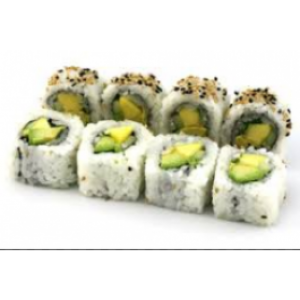 Avocado Cucumber Roll (COOKED)
