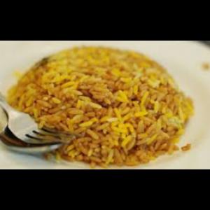 Plain Fried Rice