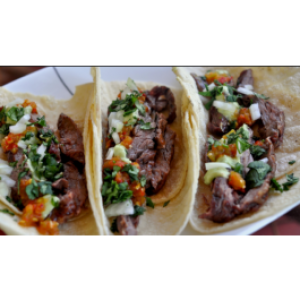 Steak/ Asada Tacos