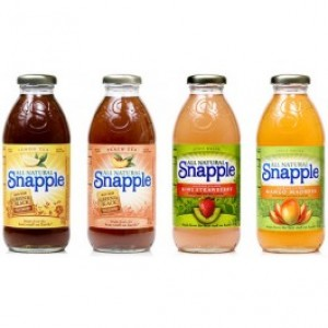 Snapple Bottle