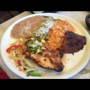 Chicken & Steak Platter