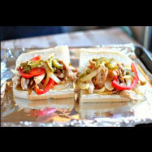 Combo Sandwich (Chicken, Steak,, Cheese)