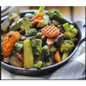 Hibachi Vegetables (DINNER)