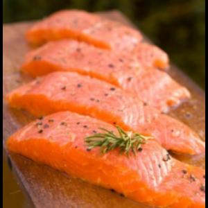 Smoked Salmon Sushi or Sashimi