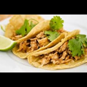 Chicken/ Pollo Tacos