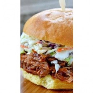 Pork Sandwich (Adobada)