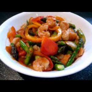 Hunan Shrimp (Hot & Spicy)